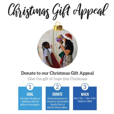 Christmas Gift Appeal Square