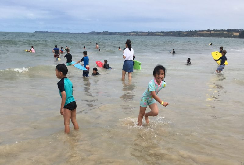 Holiday Program at Point Leo Beach